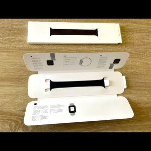🍎 Apple Watch Series 6 - 42-44mm Black Loop Band